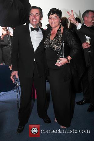 Duncan Bannatyne and Georgina Moseley