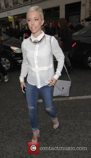 Kendra Wilkinson - London Fashion Week AW15 - Jamie Wei Huang - Arrivals at London Fashion Week - London, United...