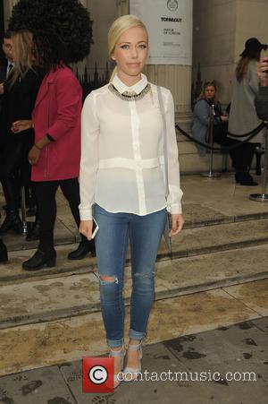 Kendra Wilkinson - London Fashion Week A/W 2015 - Celebrity Sightings - Day 1 at London Fashion Week - London,...