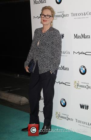 Meryl Streep - Women In Film Pre-Oscar Cocktail Party at Hyde Sunset Kitchen + Cocktails - Los Angeles, California, United...