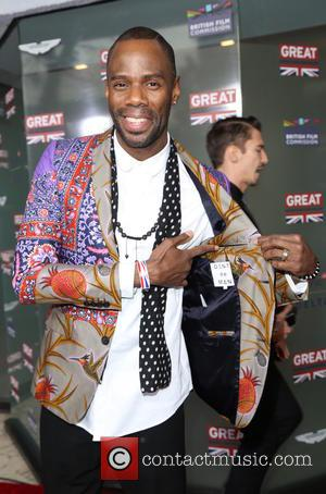 Colman Domingo - GREAT British film reception honoring the British nominees of the 87th Annual Academy Awards at The London...