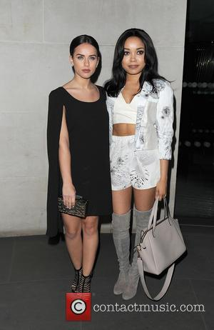 Georgia May Foote and Dionne Bromfield