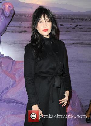 Daisy Lowe - London Fashion Week Autumn/Winter 2015 - Prada The Iconoclasts  - Arrivals at London Fashion Week -...