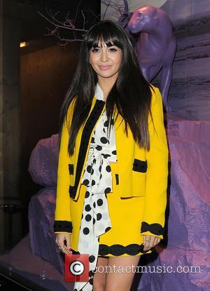 Zara Martin - London Fashion Week Autumn/Winter 2015 - Prada The Iconoclasts  - Arrivals at London Fashion Week -...