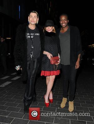 Kyle De'volle, Lindsay Lohan and Vas J Morgan