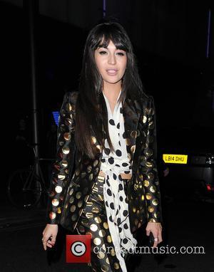 Zara Martin - London Fashion Week party at the W London Leicester Square at London Fashion Week - London, United...