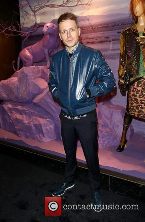 Mr Hudson - Guests at the event dressed in Prada included: Jessie Ware, Joanna Vanderham, Mr Hudson, Corinne Bailey Rae,...