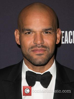 Amaury Nolasco - A variety of stars were snapped as they attended the 8th annual pre-Oscar Hollywood Domino Gala &...