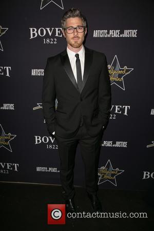 Dave Annable - A variety of stars were snapped as they attended the 8th annual pre-Oscar Hollywood Domino Gala &...
