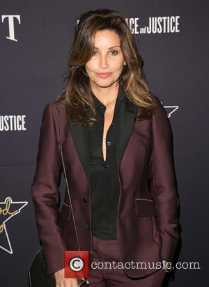 Gina Gershon - A variety of stars were snapped as they attended the 8th annual pre-Oscar Hollywood Domino Gala &...