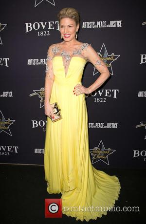 Hofit Golan - A variety of stars were snapped as they attended the 8th annual pre-Oscar Hollywood Domino Gala &...
