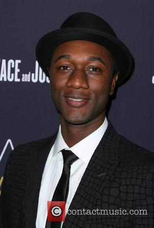 Aloe Blacc - Hollywood Domino & Bovet 1822's 8th Annual Pre-Oscar Hollywood Domino Gala & Tournament at Sunset Tower Hotel...