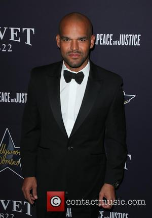 Amaury Nolasco - Hollywood Domino & Bovet 1822's 8th Annual Pre-Oscar Hollywood Domino Gala & Tournament at Sunset Tower Hotel...