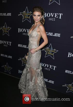 AnnaLynne McCord - Hollywood Domino & Bovet 1822's 8th Annual Pre-Oscar Hollywood Domino Gala & Tournament at Sunset Tower Hotel...