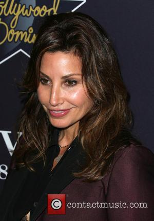 Gina Gershon - Hollywood Domino & Bovet 1822's 8th Annual Pre-Oscar Hollywood Domino Gala & Tournament at Sunset Tower Hotel...