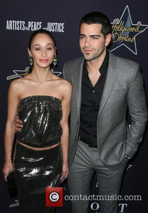 Jesse Metcalfe and Cara Santana - Hollywood Domino & Bovet 1822's 8th Annual Pre-Oscar Hollywood Domino Gala & Tournament at...