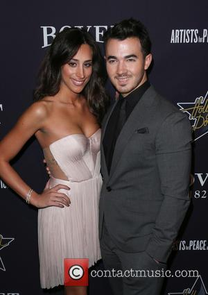 Kevin Jonas Welcomes Baby Number Two