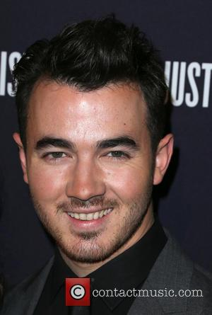 Kevin Jonas - Hollywood Domino & Bovet 1822's 8th Annual Pre-Oscar Hollywood Domino Gala & Tournament at Sunset Tower Hotel...