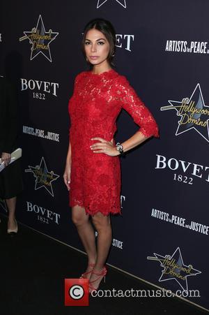 Moran Atias - Hollywood Domino & Bovet 1822's 8th Annual Pre-Oscar Hollywood Domino Gala & Tournament at Sunset Tower Hotel...