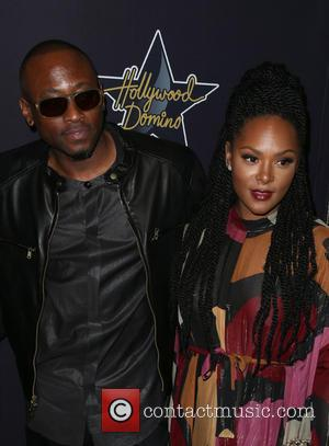 Omar Epps and Keisha Epps