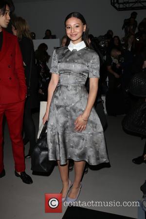 Leah Weller - London Fashion Week Autumn/Winter 2015 - Bora Asku - Front Row at London Fashion Week - London,...