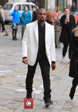 Kanye West Tours Ikea Headquarters