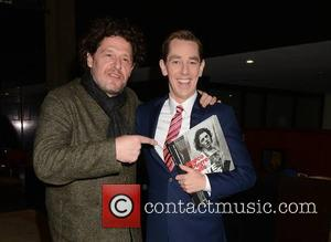 Marco Pierre White and Ryan Tubridy
