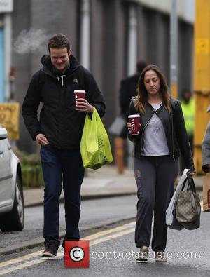 Natalie Cassidy and Marc Humphreys