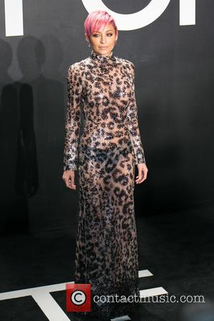 Nicole Richie - Celebrities attend Tom Ford Autumn/Winter 2015 Womenswear Collection Presentation - Red Carpet at Milk Studios. at Milk...
