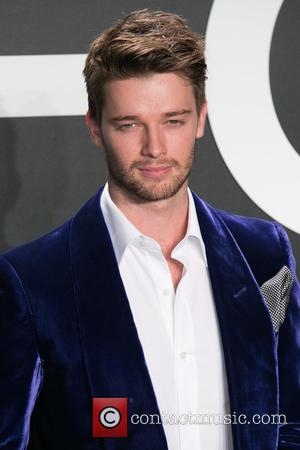Patrick Schwarzenegger - Celebrities attend Tom Ford Autumn/Winter 2015 Womenswear Collection Presentation - Red Carpet at Milk Studios. at Milk...