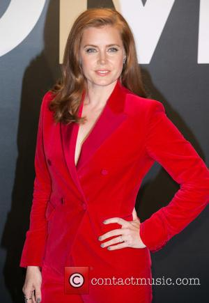 Amy Adams - Celebrities attend Tom Ford Autumn/Winter 2015 Womenswear Collection Presentation - Red Carpet at Milk Studios. at Milk...