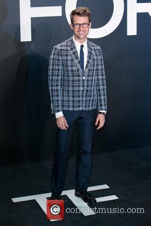 Brad Goreski - Celebrities attend Tom Ford Autumn/Winter 2015 Womenswear Collection Presentation - Red Carpet at Milk Studios. at Milk...