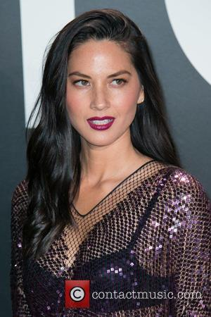 Olivia Munn - Celebrities attend Tom Ford Autumn/Winter 2015 Womenswear Collection Presentation - Red Carpet at Milk Studios. at Milk...