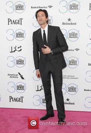 Adrien Brody