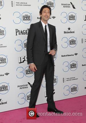 Adrien Brody - The 30th Film Independent Spirit Awards - Arrivals at Santa Monica Beach, Independent Spirit Awards - Santa...