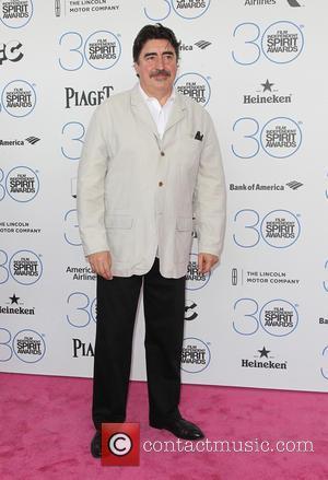 Alfred Molina - The 30th Film Independent Spirit Awards - Arrivals at Santa Monica Beach, Independent Spirit Awards - Santa...