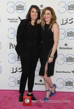Clea Duvall and Natasha Lyonne