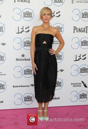 Kristen Wiig - The 30th Film Independent Spirit Awards - Arrivals at Santa Monica Beach, Independent Spirit Awards - Santa...