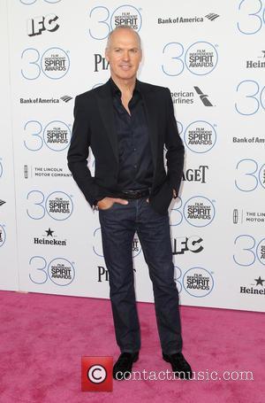Michael Keaton - The 30th Film Independent Spirit Awards - Arrivals at Santa Monica Beach, Independent Spirit Awards - Santa...
