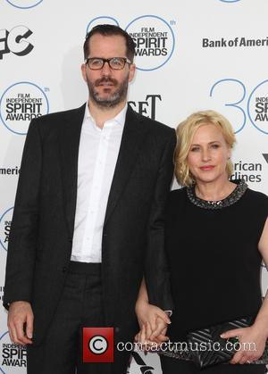 Patricia Arquette and Eric White - The 30th Film Independent Spirit Awards - Arrivals at Santa Monica Beach, Independent Spirit...