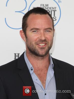 Sullivan Stapleton - The 30th Film Independent Spirit Awards - Arrivals at Santa Monica Beach, Independent Spirit Awards - Santa...