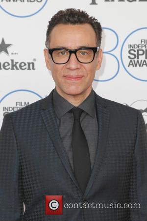 Fred Armisen - 2015 Film Independent Spirit Awards - Arrivals at Santa Monica Beach, Independent Spirit Awards - Santa Monica,...