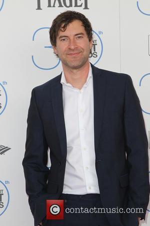 Mark Duplass - 2015 Film Independent Spirit Awards - Arrivals at Santa Monica Beach, Independent Spirit Awards - Santa Monica,...