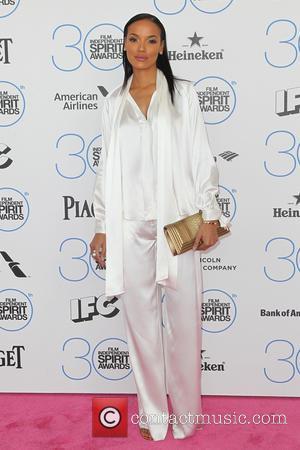 Selita Ebanks - 2015 Film Independent Spirit Awards - Arrivals at Santa Monica Beach, Independent Spirit Awards - Santa Monica,...