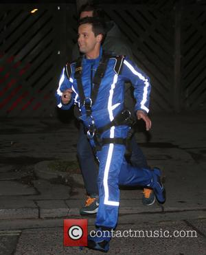 Declan Donnelly - Ant & Dec film 'Saturday Night Takeaway' outside ITV Studios - London, United Kingdom - Saturday 21st...