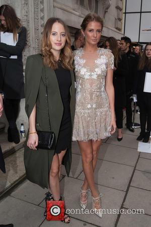 Millie Mackintosh and Rosie Fortescue