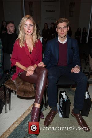 Kimberley Garner and Guest