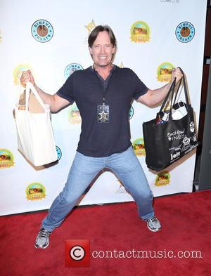 Kevin Sorbo - Celebrity Connected pre-Oscar gifting suite held at Club Nokia L.A. Live - Arrivals at Club Nokia L.A....