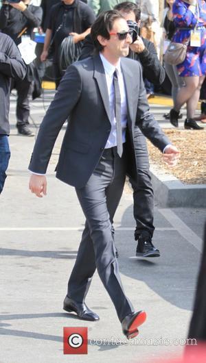 Adrien Brody - 2015 Film Independent Spirit Awards - Outside Arrivals at Independent Spirit Awards - Hollywood, California, United States...