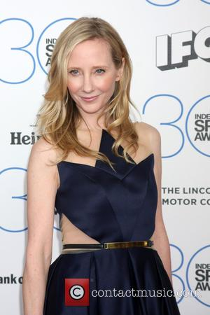 Anne Heche - 30th Film Independent Spirit Awards - Arrivals at Tent on the beach, Independent Spirit Awards - Santa...